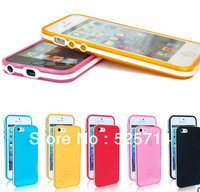 TPU Silicone Creative Fashion Phone Protective Case Cover for iphone5 5s free shipping wholesale # 190550