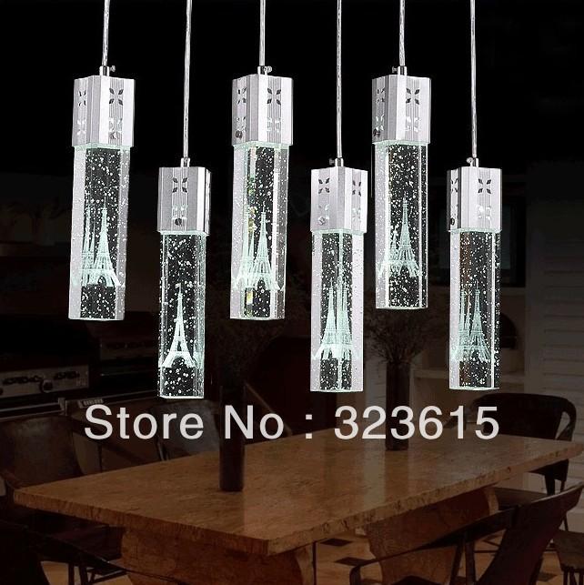 2017 Wholesale Modern Simple Creative White Chandelier Light – Bar Chandelier