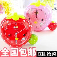 Fruit style mute luminous band voice alarm clock lounged alarm clock t10