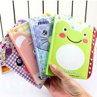 Korea stationery cartoon lock password diary notebook the lock f41