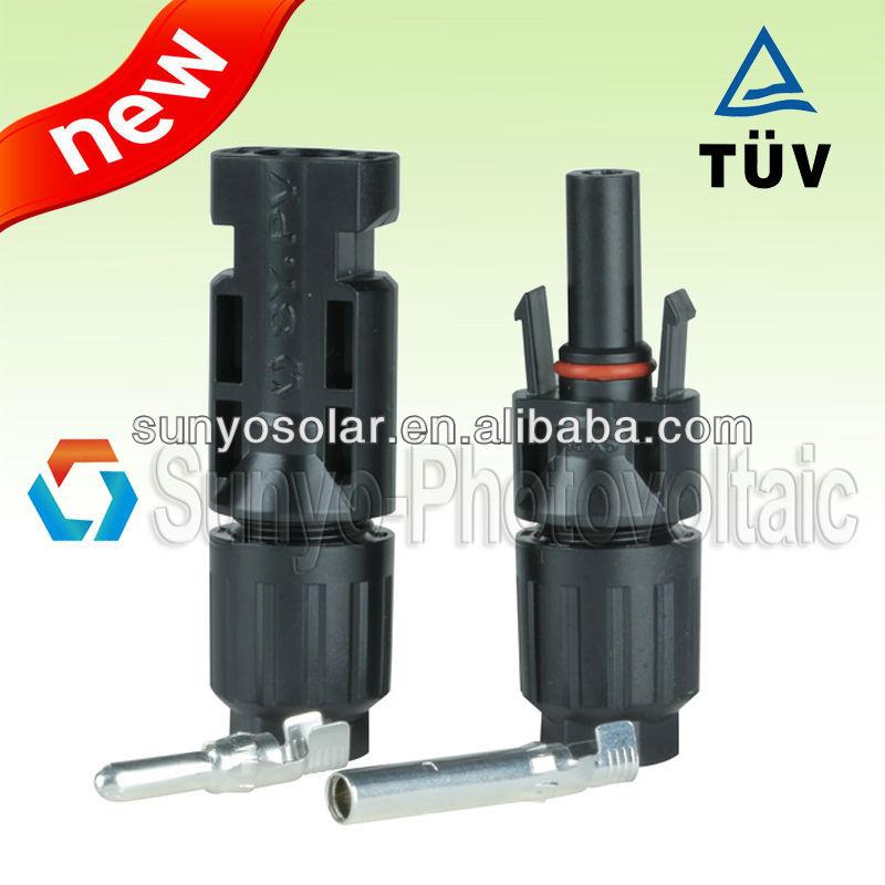 solar power mc4 connector ,waterproof ip68 solar module connector(China (Mainland))