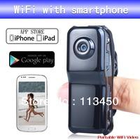 Md99s wireless wifi hd pocket-size mini camera mini webcam