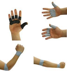Golf equipment sports tape joint via gloves golf(China (Mainland))