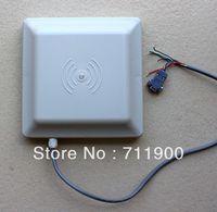 Free Shipping 8dbi Antenna RS232/RS485/Wiegand Read 6M Integrative UHF RFID Reader Free SDK+Cards mide range/long range reader
