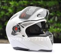 NEW momels genuine motorbike helmet motorcycle helmet racing helmet  Dual Visor Modular Flip Up DOT Size:M L XL free shipping
