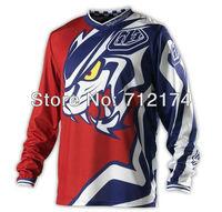 new mpdels Motorbike Racing Jersey Motocross Motorcycle Jersey Motorbike t-shirt brand free shipping