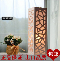 Ofhead decoration table lamp led brief living room lamps floor lamp dim night light