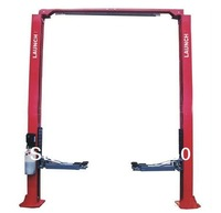 high-tech Launch TLT235SC floor plate Two Post lift with free shipping