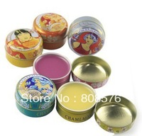free shipping six different artwork lip balm France lip care
