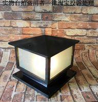 Lamp post caplights fashion outdoor wall light lamp post waterproof lamp pillar lamp
