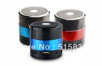 DHL Free Shipping wholesale 60pcs/lot new portable mini bluetooth speaker SDY-001 for iPad/iPhone/PSP/Samsung