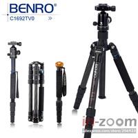 New Benro C1692TV0 Carbon Tripod Monopod V Series Ball Head Travel Angel Kit *Free shipping