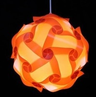 400mm diameter for  jigsaw lamp puzzle lamp iq lamp 10 sets size L 300 pieces