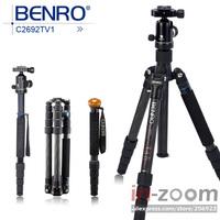 New Benro C2692TV1 Carbon Tripod Monopod V Series Ball Head Travel Angel Kit *Free shipping