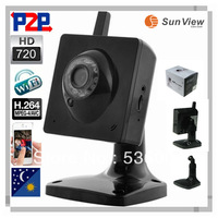 Камера наблюдения SunView video surveillance camera system 5.0MP POE IP SV-B20822POE