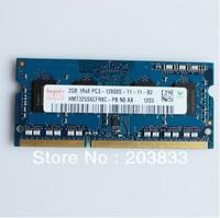 Free Shipping H y n i x   DDR3 2GB 1600 Mhz PC3 12800S 2048MB Sodimm Laptop NB Memory RAM