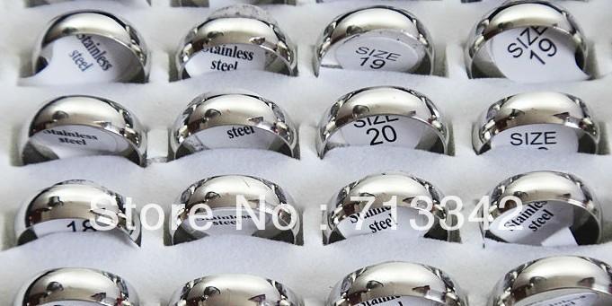 $29.99/100 pcs 2013 anciens, anneaux de mode anneau en acier inoxydable de sport bon marché conception anneau anneau accessoires b023-6 livraison gratuite