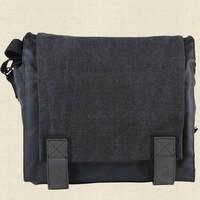 One camera two camera shots SLR one-shoulder bag Canvas Black