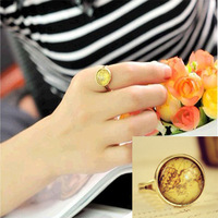 D110 accessories fashion vintage accessories hand for map small ring pinky ring