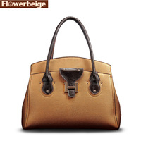Women's bags 2013 women's fashion handbag fashion lockbutton shoulder bag PU soft cross-body handbag