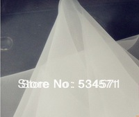 10yds high quality ivory off- white Transparent soft gauze Organza tulle gauze DIY wedding dress veil princess dress veil lace