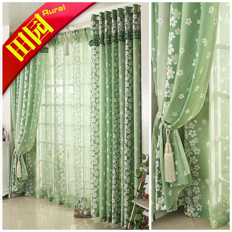 Grüne Vorhänge Im Schlafzimmer Werbeaktion-Shop für ...