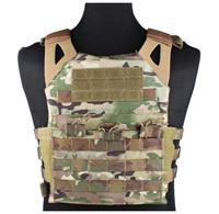 1000D Airsoft Emerson JPC Tactical Vest Simplified Version (Multicam) Tactical Vest Army Combat Gear