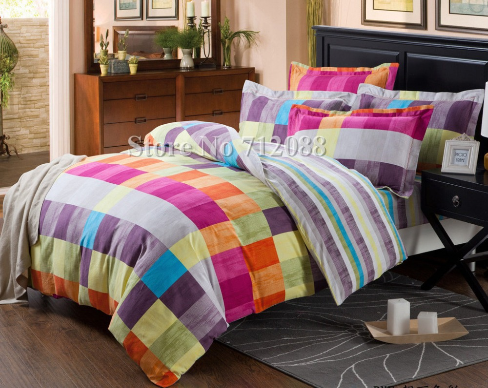 bright colored king bedding Reviews line Shopping