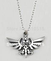 Legend of Zelda The Hylian Crest Pendant Necklace