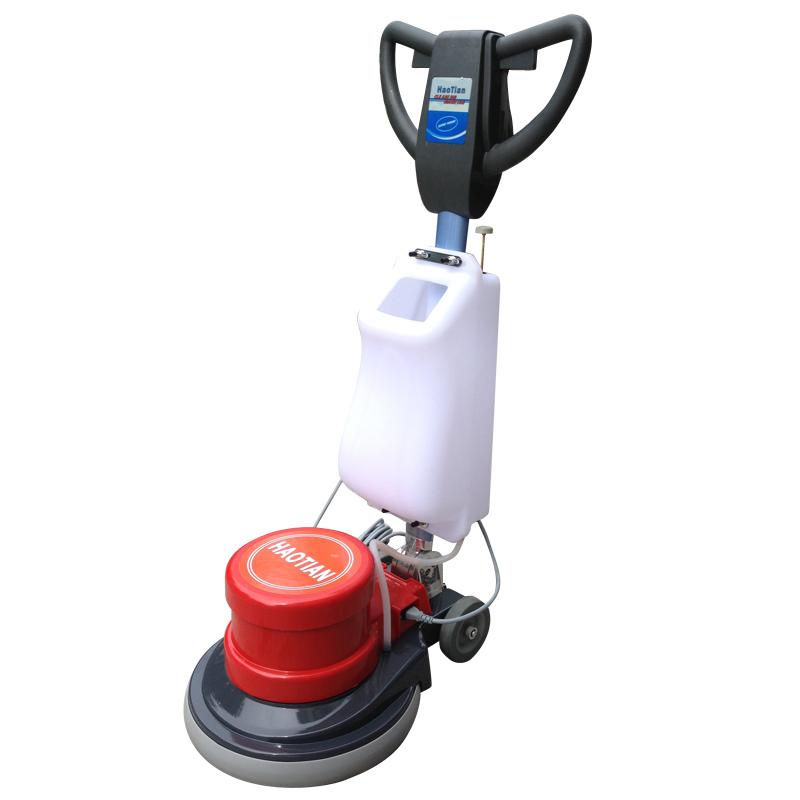 Washing machine brush machine carpet cleaning machine carpet cleaner waxing machine single brush(China (Mainland))
