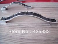 20pcs 128mm Black and White Dresser Drawer Handles for Kids Drawer Pulls Knobs Wholesale