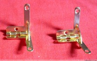 Gold-like  plane  trumpet one thousand jins 22 * 28 hinge hinge support hinge distribution screw