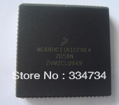 IC  new original   MC68HC11K1CFNE4      PLCC84      FREESCALE