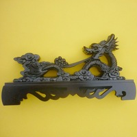 Large sword rack han jian single tier tool holder sword stand tool holder tool holder