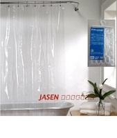 Bathroom products PVC transparent shower curtain lining 180x180cm,bath screen,bath curtain,bathroom liner,Clear curtain liner