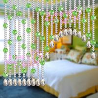 K9 crystal bead curtain for decoration fashion glass curtains