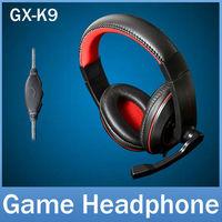 GX-K9 Magic Scorpion NdFeB Hi Fi Speakers Surround Gaming Headset Stereo Bass Headphone Earphone With Mic For Computer Gamer