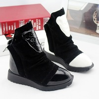 2013 autumn and winter female child boots baby short-leg male child boots martin boots female child princess boots