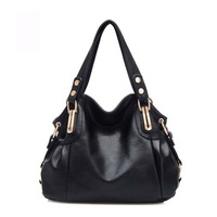 2013 bags handbags designer brand  women messenger bag [GENUINE LEATHER BAGS+ Microfibre] women's Shoulder  casual bags