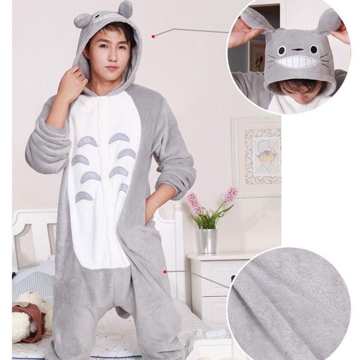 Totoro sleeping bag for adults