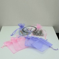 200 pcs/lot purple/pink organza bag10X15CM Silk Organza drawstring jewelry/candy/chocolate bags for Wedding Gift Pouch packaging