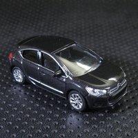 Citroen 4 ds4 alloy car models norev foundry black box