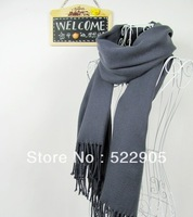 2013 Lengthen Thicked Fashion Scarf Wool Blends Soft Multicolor Warm Scarves Long Large Shawl Tassels Christmas Gift For Lovers
