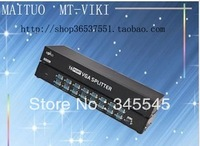 Free shipping manufacturers selling maxtor MT - 35016 / VGA split screen/VGA divider/VGA splitter / 16 16 mouth