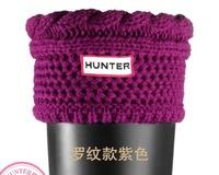 New fashion women men socks Long-haired fur rain boots socks winter rain boots matching socks items only socks black size 35-44