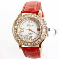 Luxury Quartz Fashion Free Shipping Women Wristwatch 2013 New Watches female Ballpoint diamond watches