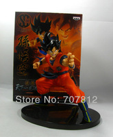 New Arrival Boxed 15CM Dragon Ball Z Action Figures Goku Figures PVC Toys Best Gift Collection Free Shipping