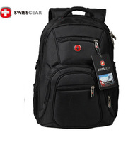 Free shipping men's laptop bag shoulder backpacks computer backpack computer bag Swiss Army Knife men luggage & travel bags