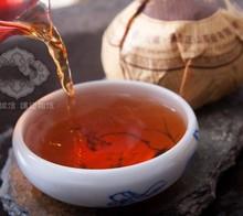 Free Shipping 2002 Premium Yunnan puer tea Old Tea Tree Materials Pu erh 100g Ripe Tuocha