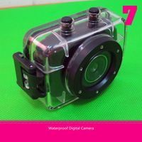 New HD Helmet Ourdoor Sport Action Digital Video Waterproof Camera Mini DV 1280*720 NEW Free shipping &wholesale